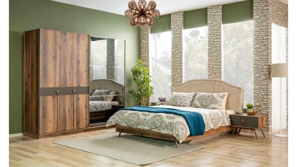 Akça Yatak Odası Takımı