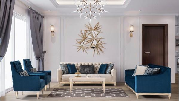 Asos Art Deco Koltuk Takımı